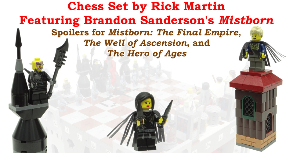 Mistborn Chess Set