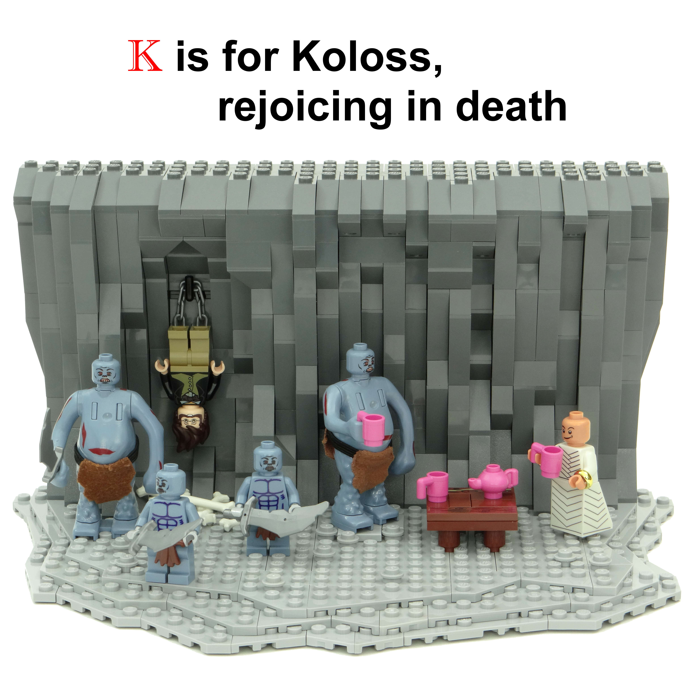 K-is-for-Koloss