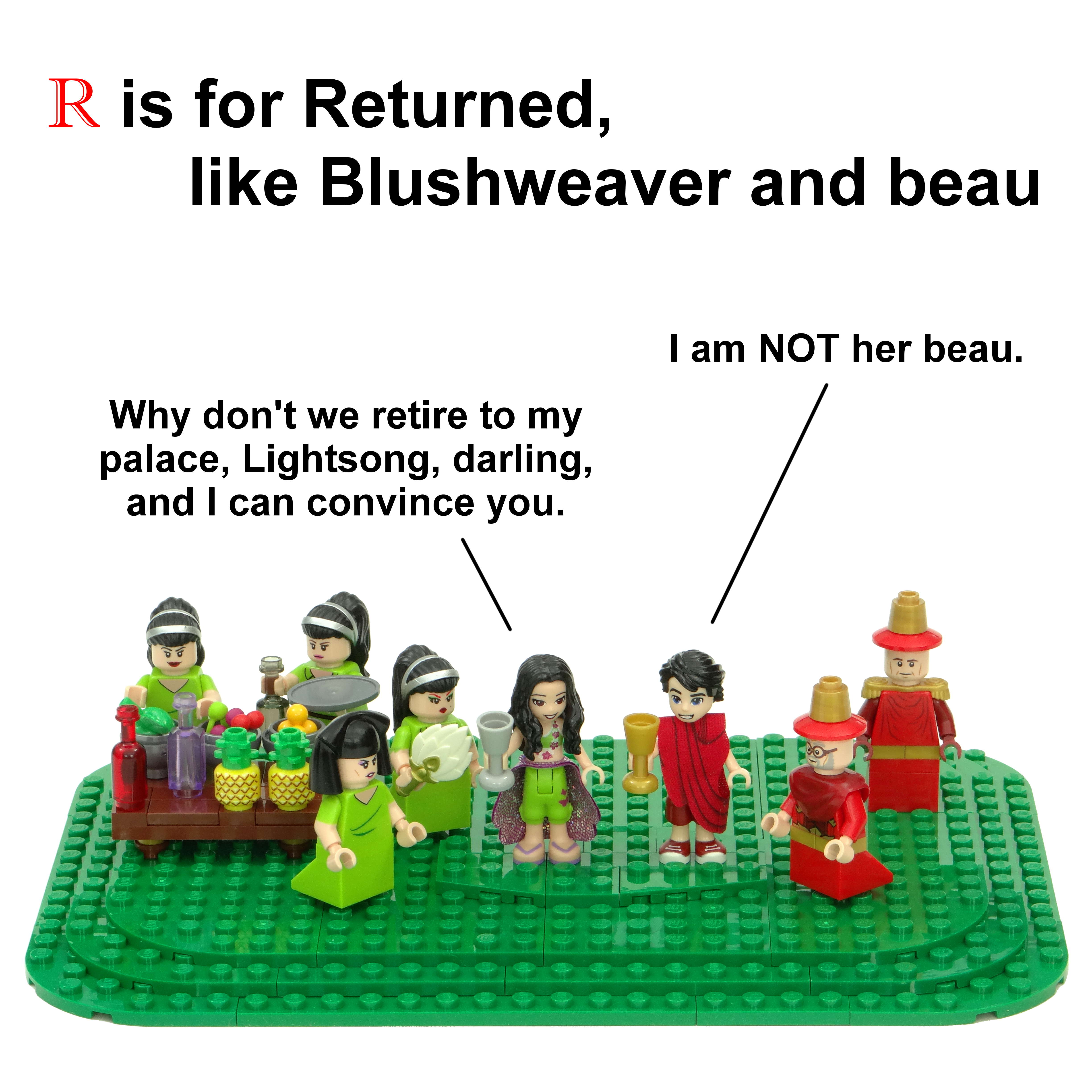 R-is-for-Returned