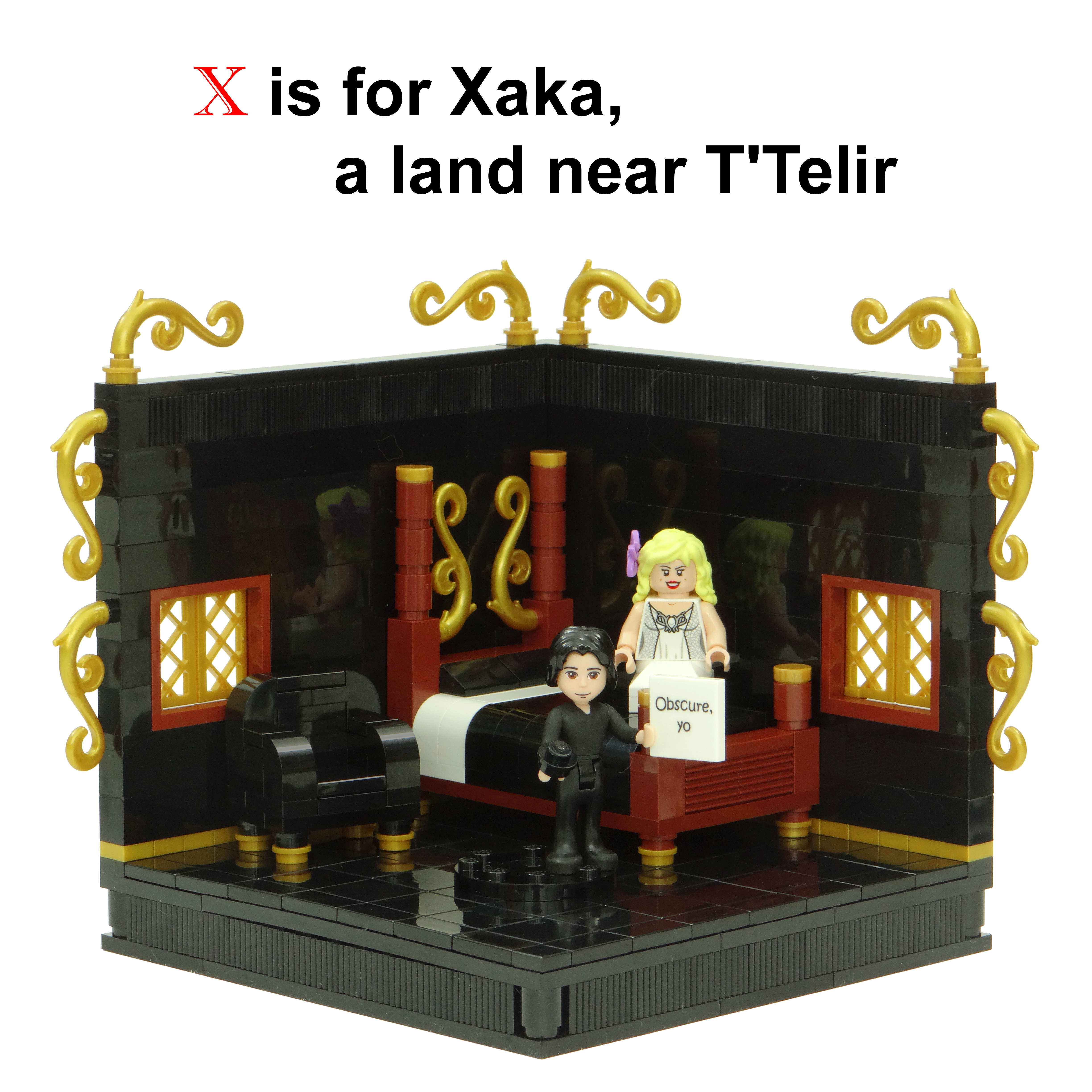 X-is-for-Xaka