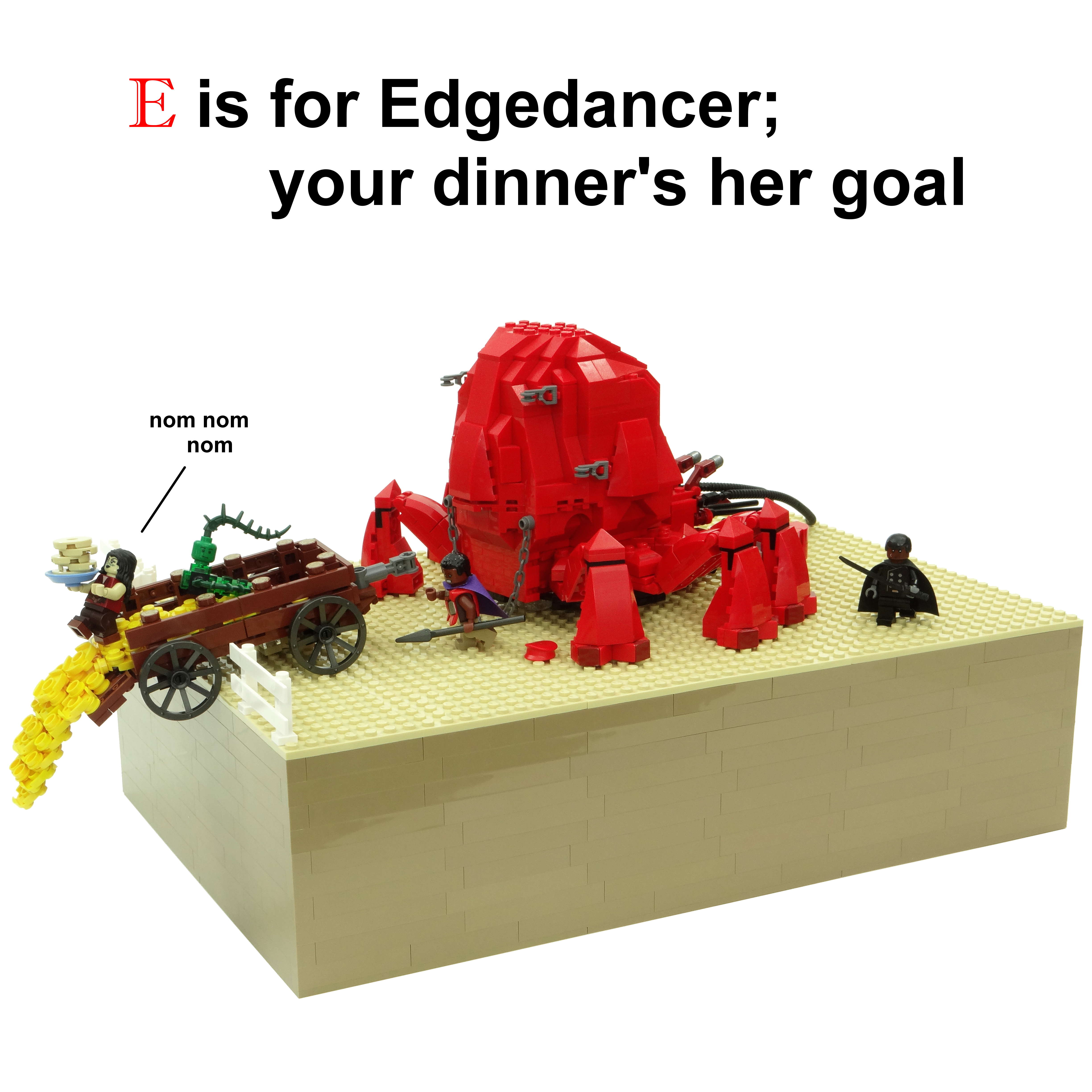 E-is-for-Edgedancer
