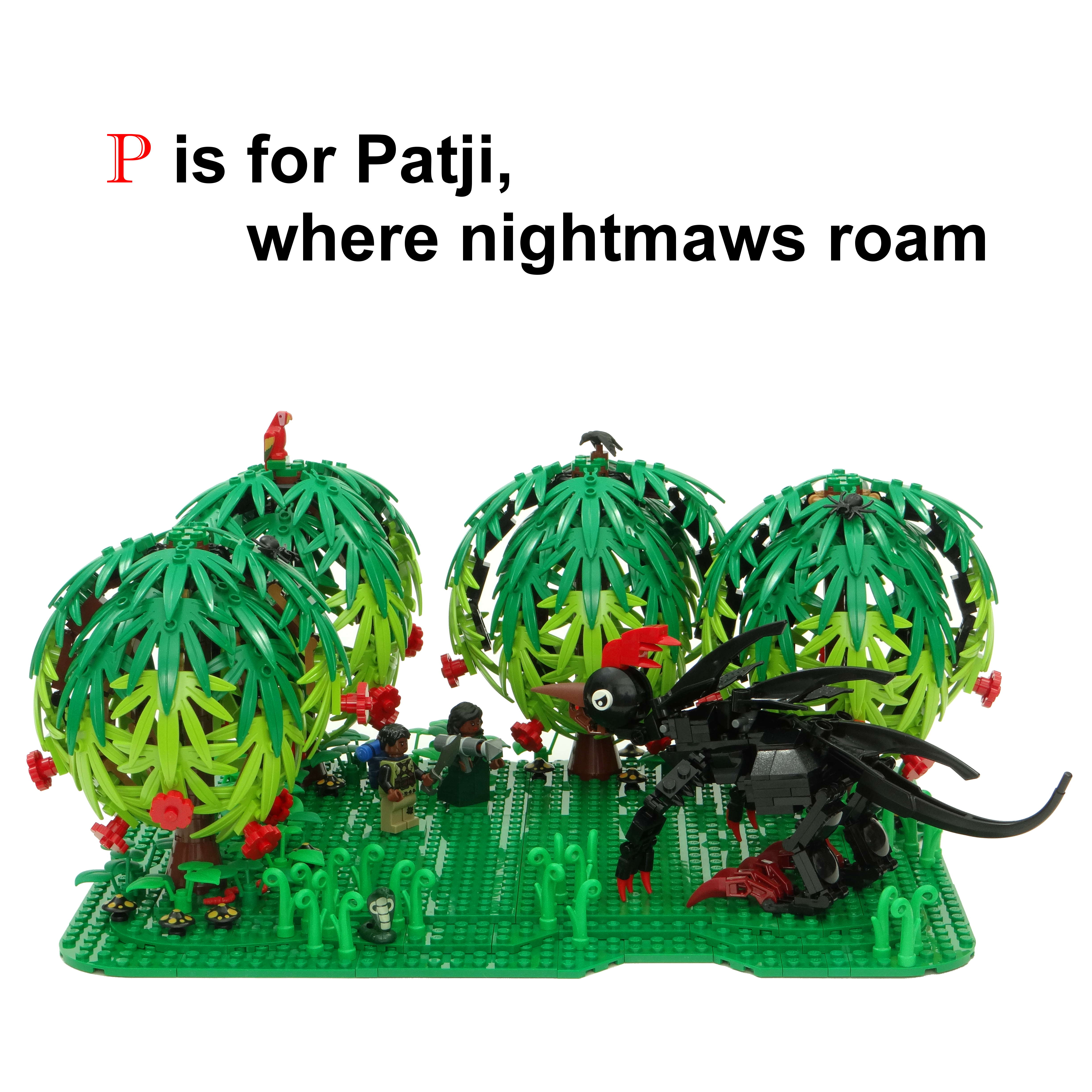 P-is-for-Patji
