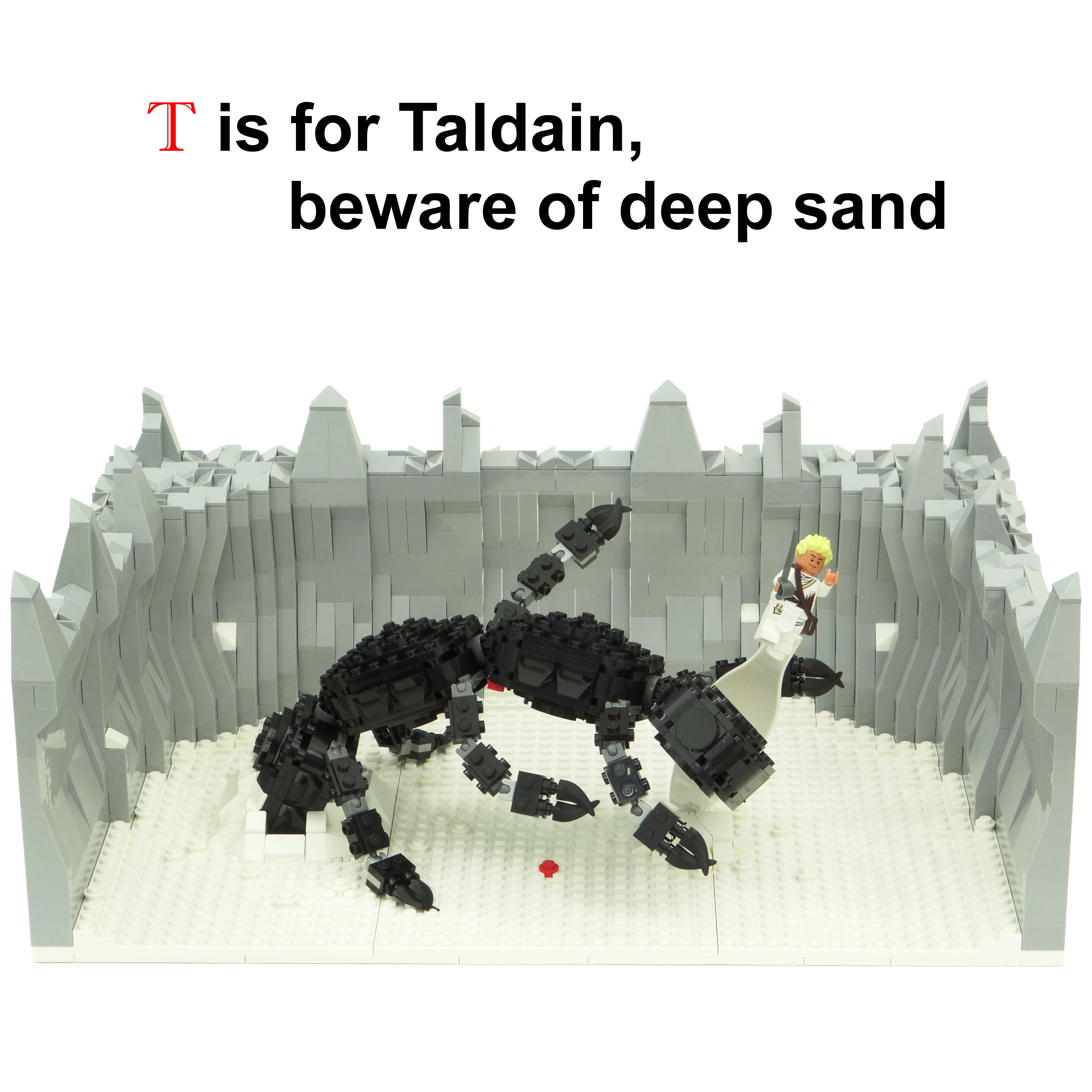 T-is-for-Taldain