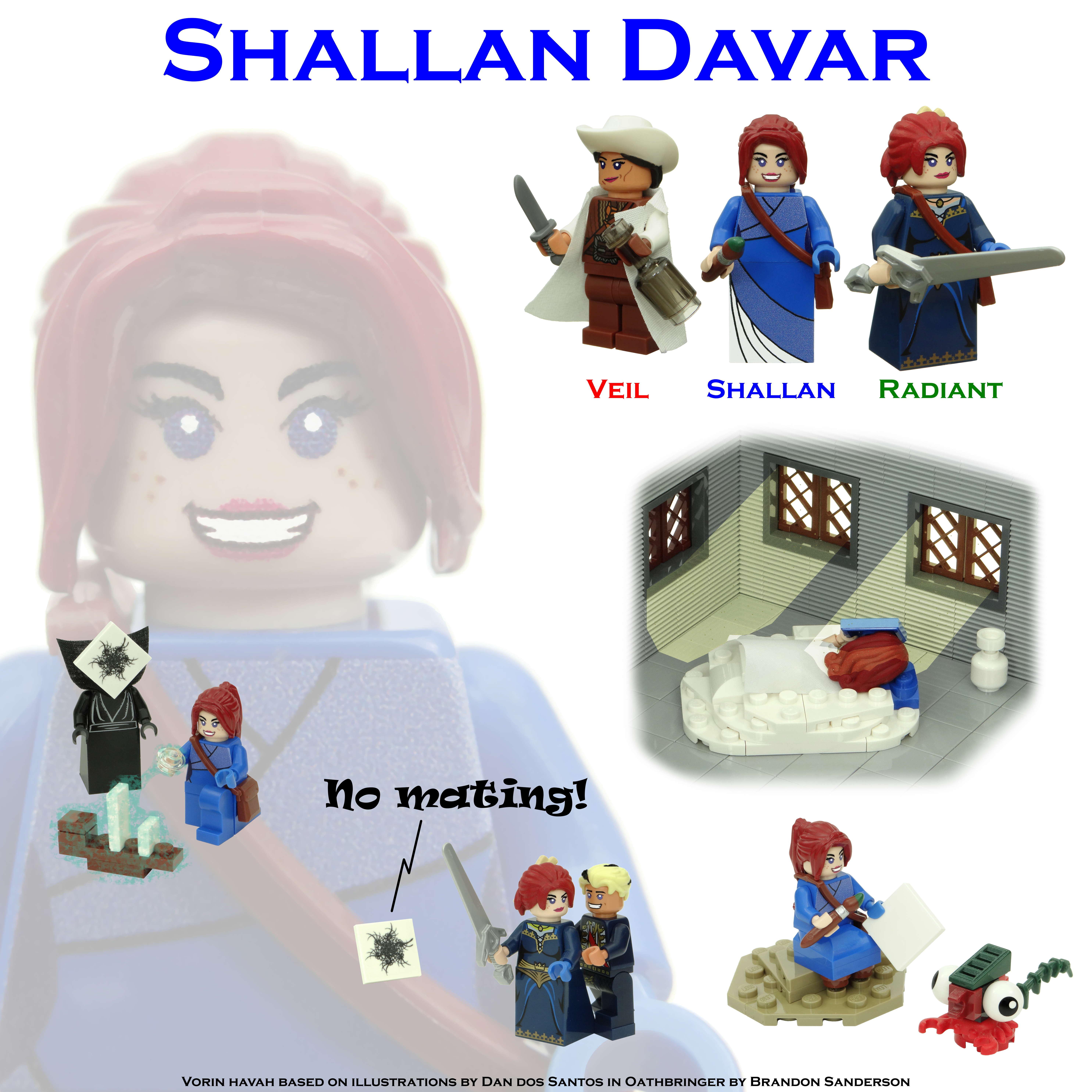 Shallan Davar